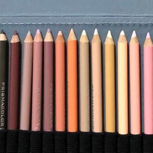 色鉛筆ホルダーがとっても便利!