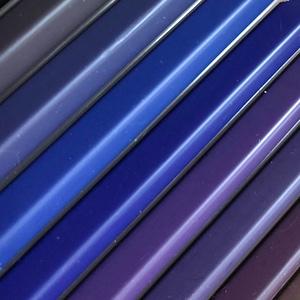 フェリシモ500色色鉛筆No.3。濃い色の色鉛筆で曼荼羅を塗ってみる!
