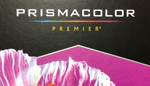 サンフォード プリズマカラー色鉛筆150色セット。芯が柔らかくて塗りやすい色鉛筆!