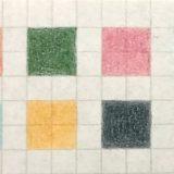 マイ・カラーチャート・ブック。フェリシモ500色色鉛筆のカラーチャート作成中☆