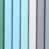 フェリシモ500色色鉛筆。「SERENITY」421〜440番。